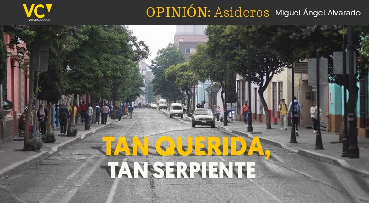 Toluca: tan querida, tan serpiente